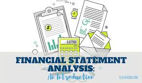 Training Financial Statement Analysis (FSA)