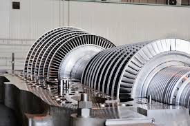 Pelatihan Generator and Steam Turbine