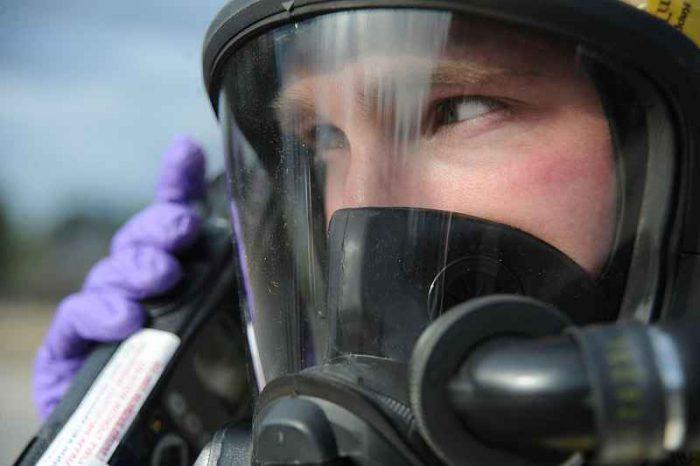 Pelatihan Chemical Hazardous Handling