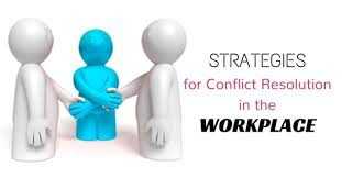 Training Handling Conflict at Work Place (1)