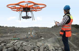 Informasi Pelatihan Survey Mapping with Drone