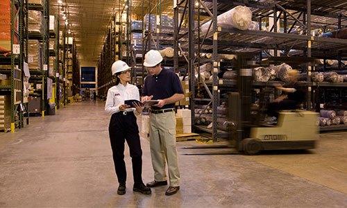 Pelatihan Effective Warehouse Management