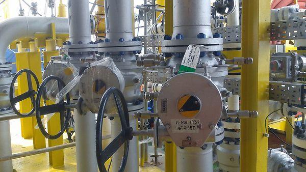 Pelatihan Inspection and Maintenance of PVV (Pressure Vessel Valve)