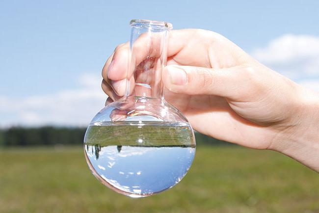 PELATIHAN WATER ANALYSIS