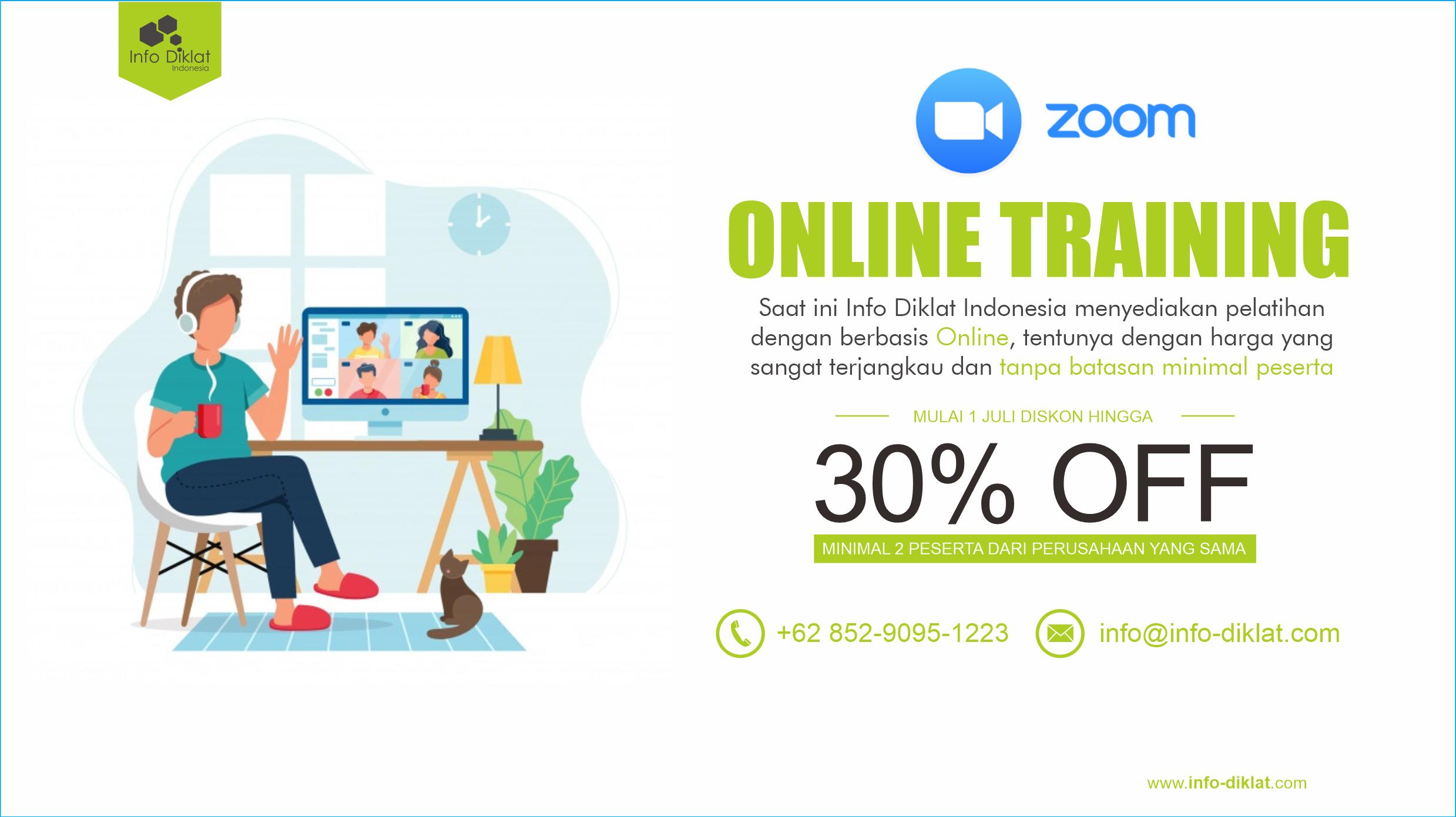 trainig online