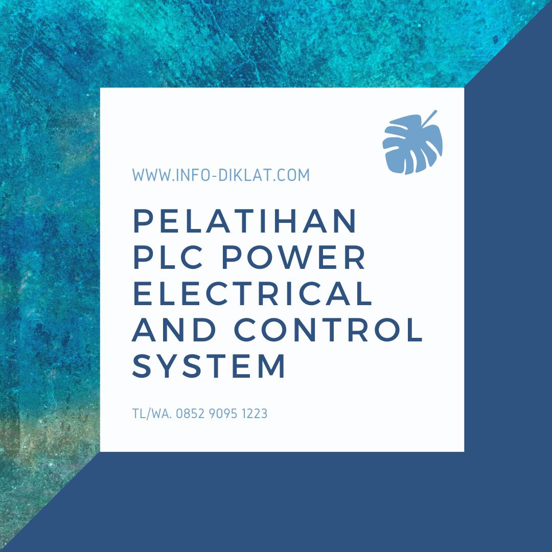 Pelatihan PLC Power Electrical And Control System