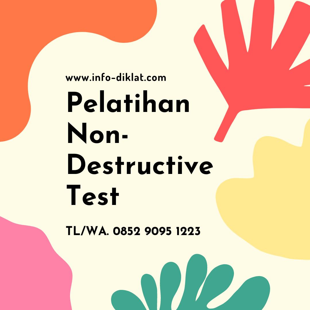 Pelatihan Non-Destructive Test